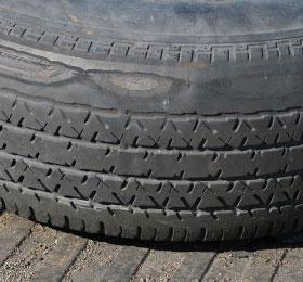 Uneven-Worn-Tire