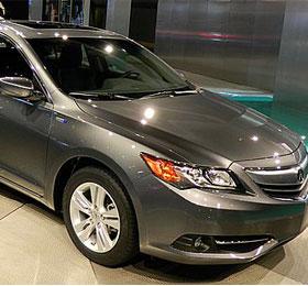 Acura-ILX-Hybrid