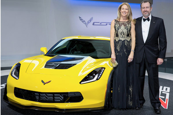 Chevrolet To Auction First Retail 2015 Z06 Insider Car News