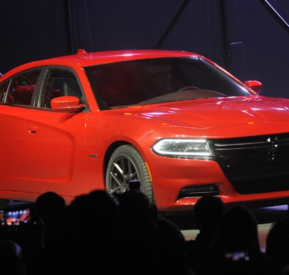 2015 Dodge Charger RT at NY Auto Show