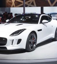 2015 Jaguar F-Type at Delhi Auto Expo
