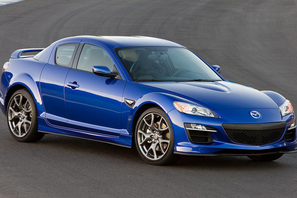 Is Mazda Looking At Another Rotary Powered Sports Car