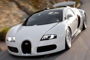 2009 Bugatti Veyron Grandsport