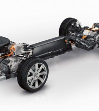 New Volvo XC90 Powertrain Announced
