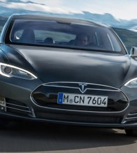 Current Tesla Model S