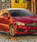 2014 Mercedes Benz CLA250