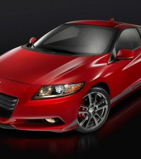 HPD Supercharged CR-Z