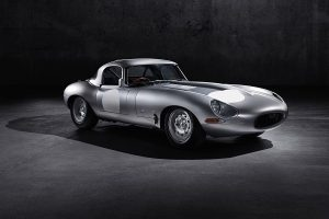 "Lightweight E-Type ""Car Zero"""