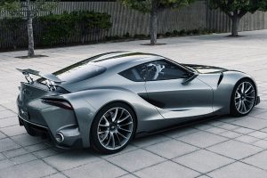 Toyota FT-1 Concept by Mcall's Motorworks
