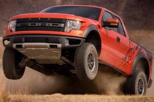 2010 Ford F-150 SVT Raptor