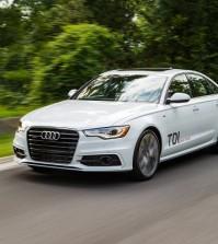 2015 Audi A6 3.0 TDI