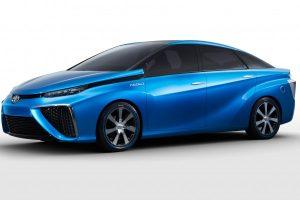 2014 Toyota FCV Concept