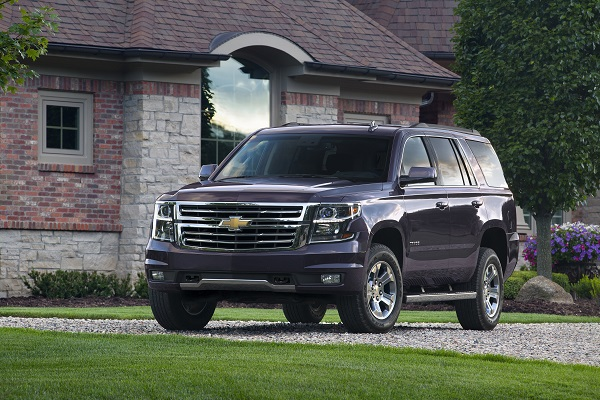 The 2015 Tahoe and Suburban Go Big With the Z71 Package – Insider ...