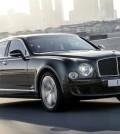 2015 Bentley Mulsanne Speed