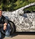 2016 Chevrolet Volt camouflaged