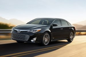 2015 Toyota Avalon XLE Touring Sport Edition