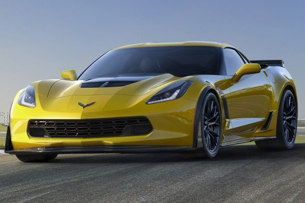 Chevy Announces Z06 Parts Available For All C7 Stingrays