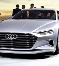 Audi Prologue Concept Event