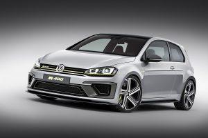 VW Golf R 400 Concept