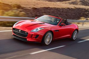 2016 F-Type R AWD Convertible