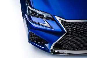 New Lexus F Performance Vehicle