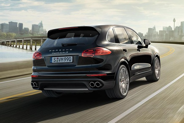 Porsche Cayenne Turbo 2016 In Depth Review Interior Exterior - YouTube
