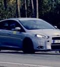 2016 Ford Focus RS Teaser