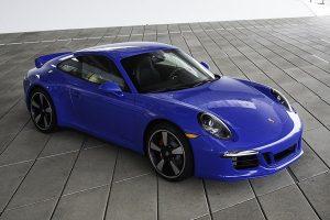 2015 Porsche 911 Carrera GTS Club Coupe
