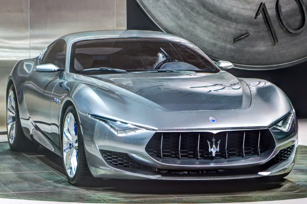 maserati shows off trio of vehicles in detroit insider car news. Black Bedroom Furniture Sets. Home Design Ideas