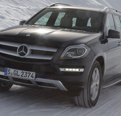 2015 Mercedes-Benz GL500 4Matic