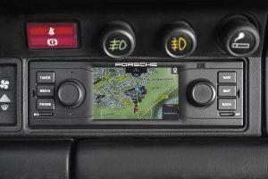 Porsche Classics DIN-1 Navigation