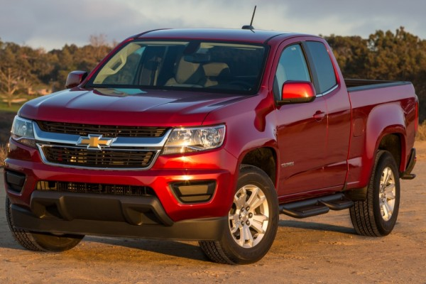 Review thailand chevy colorado with diesel engine autos post for Chevy colorado diesel motor