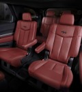 2015 Dodge Durango R/T interior
