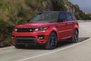 2016 Land Rover Ranger Rover HST
