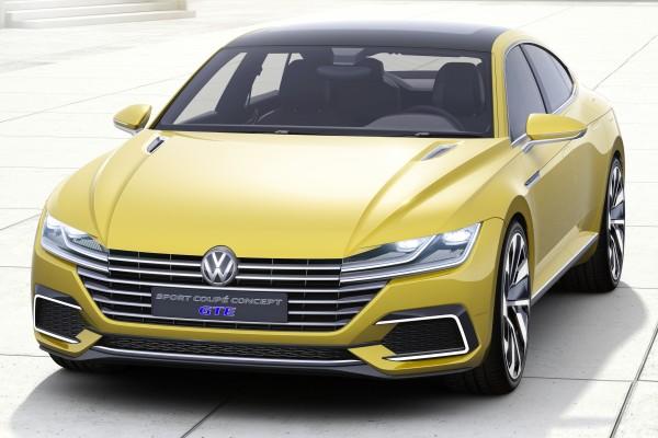 Vw Unveils The Sport Coupe Concept Gte Insider Car News