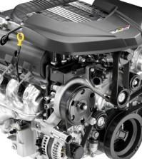 GM LT4 6.2-liter V-8 engine
