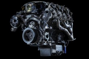 2016 Chevrolet 6.2-liter LT1 V-8 engine for the Camaro SS