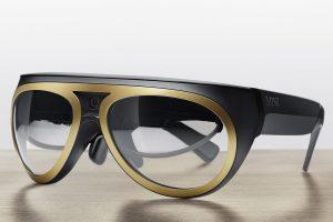 Mini Augmented Reality Glasses