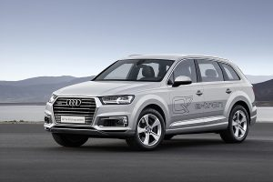 Audi Q7 2.0 TFSI e-tron