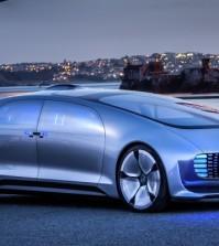 Mercedes F 015 Concept