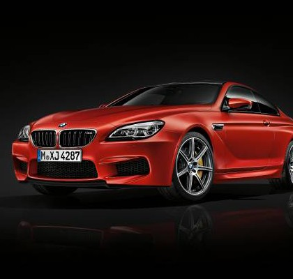 2016 BMW M6