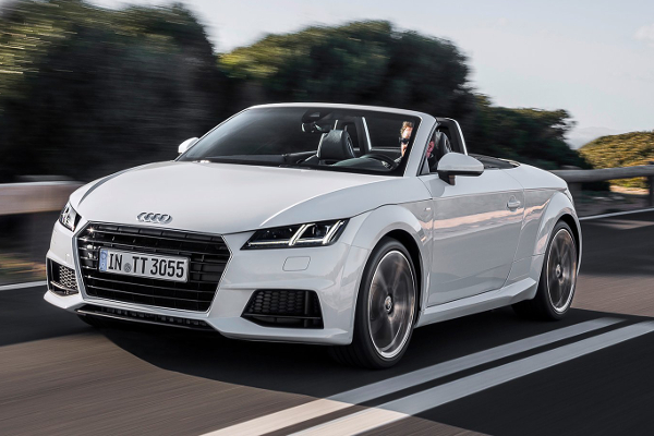 audi reveals pricing and details on the 2016 tt insider car news. Black Bedroom Furniture Sets. Home Design Ideas