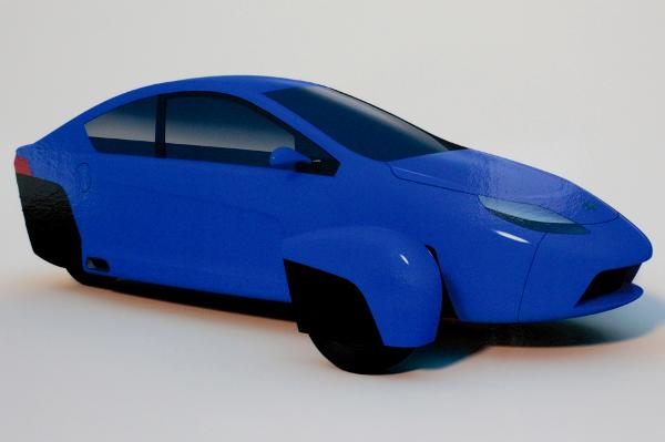 Elio Prototype 5