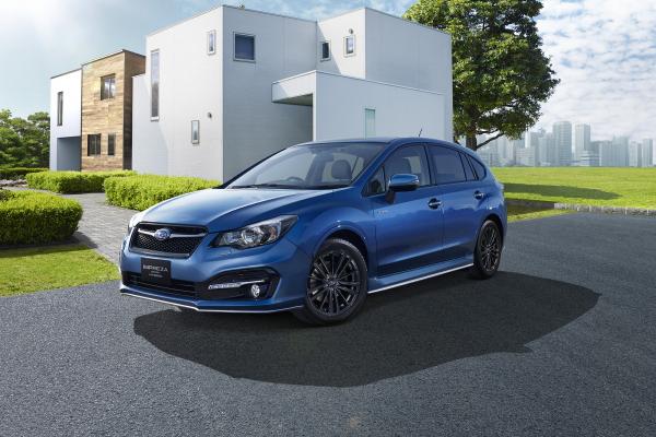 2015 Subaru Impreza Sport Hybrid