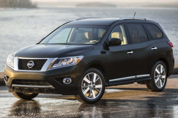 nissan and infiniti just say no to hybrid suvs insider car news. Black Bedroom Furniture Sets. Home Design Ideas
