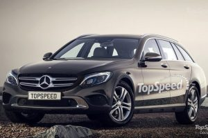 TopSpeed rendering of the 2018 Mercedes-Benz Allroad Competitor