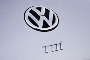 2013 Volkswagen Beetle TDI badge