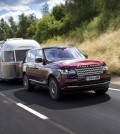 Land Rover Transparent Trailer Concept