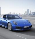 2017 Porsche 911 Targa 4