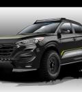 2016 Hyundai Tucson SEMA Concept